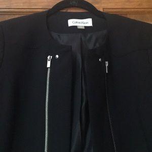 Calvin Klein Jackets & Coats - Calvin Klein Blazer with zipper details